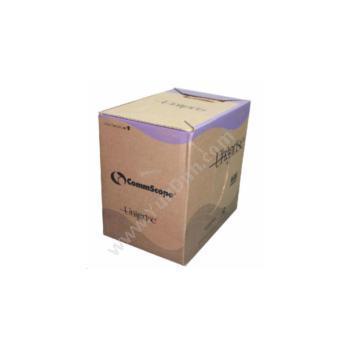 康普 Commscope超五类非屏蔽双绞线 CS24 GRAY CM UTP CPK 305米每箱超五类网线