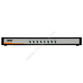 大唐保镖 DTBB8口多电脑 PS/2&USB混接 不带屏幕 HL-5008KVM切换器