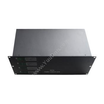 鑫海视拓FV-64T 64路单模单纤电话光端机 20KM视频光端机