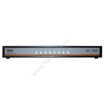科创 KC机架式 8口USB/PS2混接端口VGA接口 KC-1008KVM切换器