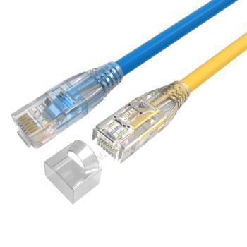 台湾奥卡斯 Aucas超五类非屏蔽跳线(黄) 3米超五类网线