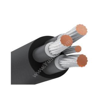 起帆 Qifan MY3*95+1*25 0.38/0.66KV煤矿用移动橡套软电缆 定制 通用橡套电缆