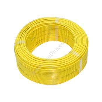 起帆 QifanRV1.5 铜芯(黄) 100米/卷其它多芯电力电缆
