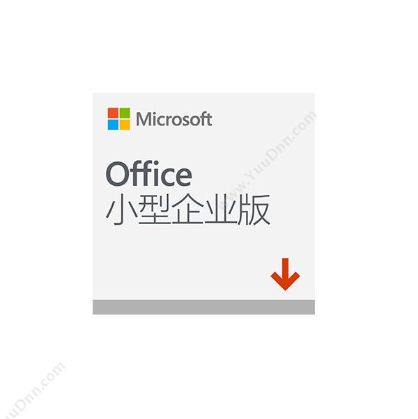 微软 Microsoft office 2019小企业版 办公软件