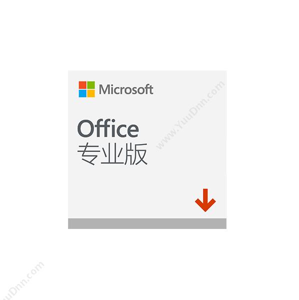 微软 Microsoft office 2019专业版 办公软件