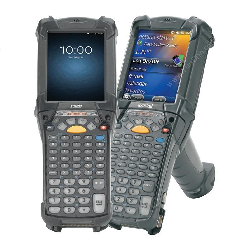 斑马 ZebraMC9190-G可离10米距离扫描条码 移动数据采集器无线手持终端PDA仓库物流盘点机RF枪WM/CE PDA