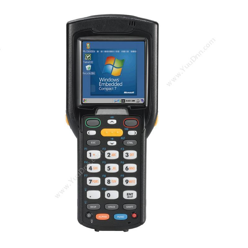 斑马 ZebraMC-32N0移动数据采集器无线手持终端PDA仓库物流盘点机RF枪低温PDA
