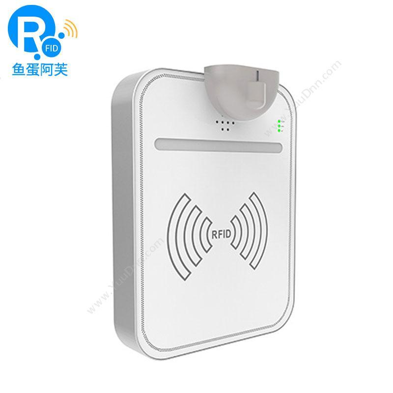 鱼蛋阿芙超高频 RFID 社区电瓶车管理终端RFID智能终端