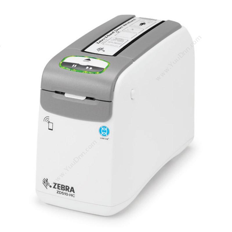 斑马 ZebraZD510-HC商用台式标签机