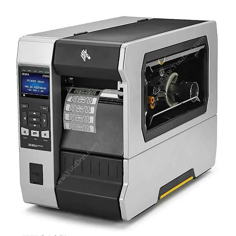斑马 ZebraZT610R超高频标签机