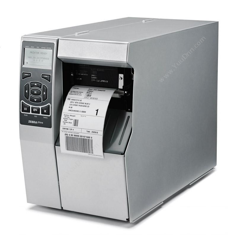 斑马 ZebraZT510工业台式标签机