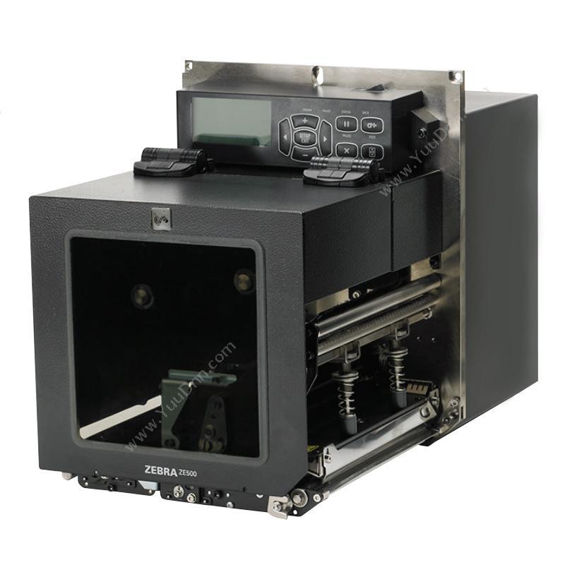 斑马 ZebraZE500工业台式标签机